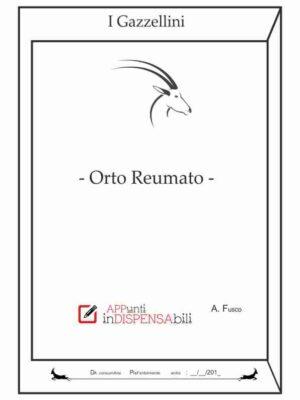"I Gazzellini ""Orto-Reumato"""