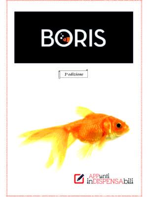 Farmacologia I – Boris –