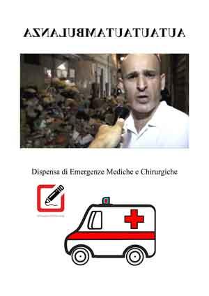"Emergenze ""Autambulanza"" b/n"
